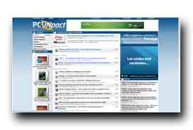 screenshot de www.pcinpact.fr