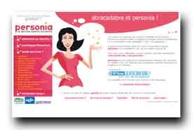 screenshot de www.personia.org
