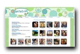 screenshot de picfast.com