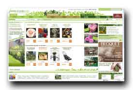 screenshot de www.plantes-et-jardins.com