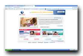 screenshot de www.pole-emploi.fr