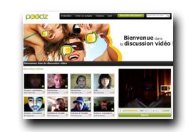 screenshot de www.poodz.com