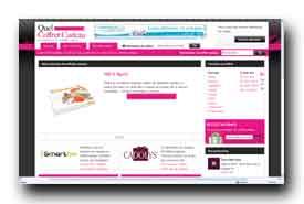 screenshot de www.quel-coffret-cadeau.com