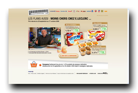 screenshot de www.quiestlemoinscher.com