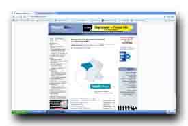 screenshot de www.regionsjob.com