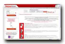 screenshot de www.rendezvousfacile.com