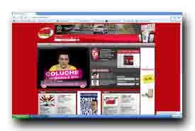 screenshot de www.rireetchansons.fr