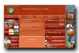 screenshot de www.fft.fr/rolandgarros/