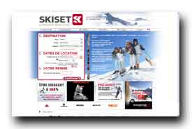 screenshot de www.skiset.com