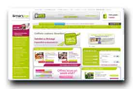 screenshot de www.smartbox.com