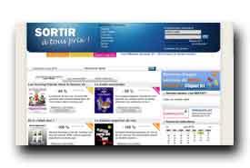 screenshot de www.sortiratousprix.com