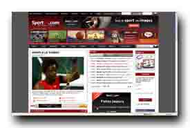 screenshot de www.sport24.com