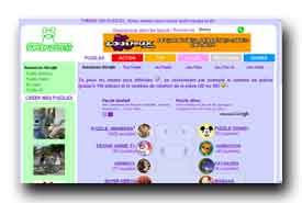 screenshot de www.superpuzzle.fr
