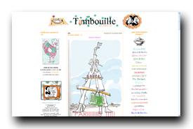 screenshot de www.tambouille.fr