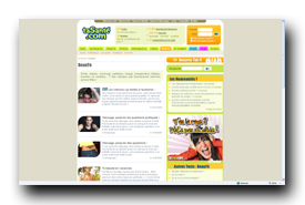 screenshot de www.tasante.com