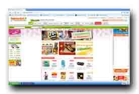 screenshot de www.telemarket.fr
