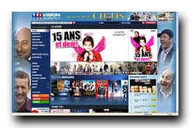 screenshot de mytf1vod.tf1.fr