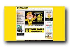screenshot de www.toutfaire.fr