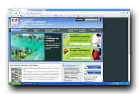 screenshot de www.travailler-mieux.gouv.fr