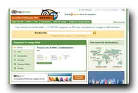 screenshot de www.tripadvisor.fr