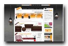 screenshot de www.usineadesign.com