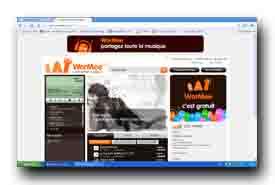 screenshot de www.wormee.com