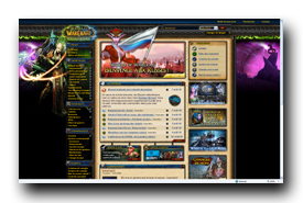 screenshot de www.wow-europe.com