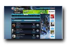 screenshot de www.yougamers.com