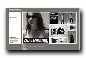 screenshot de www.zadig-et-voltaire.com/eu/fr