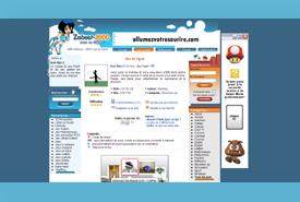 screenshot de www.zebest-3000.com