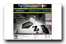 screenshot de www.zefanclub.com