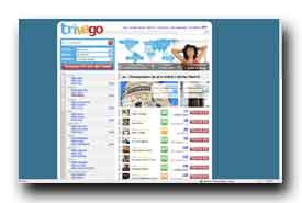 screenshot de www.trivago.fr
