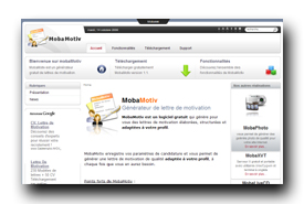 screenshot de mobamotiv.mobatek.net