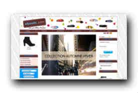 screenshot de www.xlbootic.com