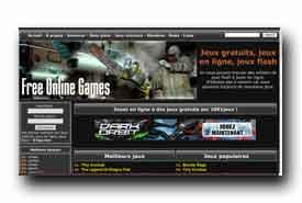 screenshot de www.1001jeuxenligne.com