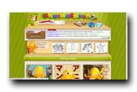 screenshot de www.coloriagesgratuits.com/coloriages-disney-a-imprimer.html