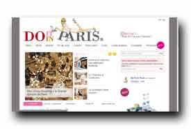 screenshot de www.doitinparis.com/fr/