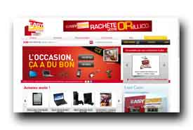 screenshot de www.easycash.fr