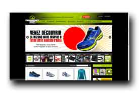 screenshot de www.enduranceshop.com