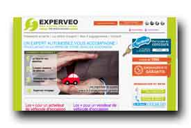 screenshot de www.experveo.fr