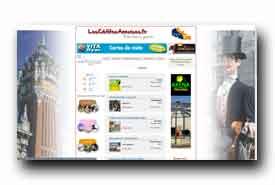 screenshot de www.leschtitesannonces.fr