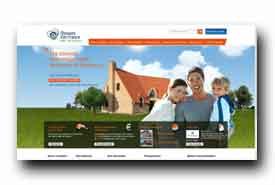 screenshot de www.maisonsdenfrancenpdc.com
