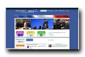 screenshot de www.nicolas-sarkozy-2012.fr