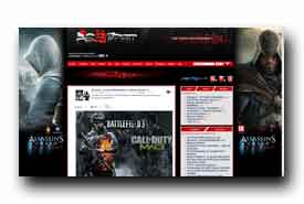 screenshot de www.ps3spirit.fr