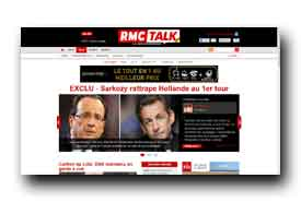 screenshot de www.rmctalk.fr