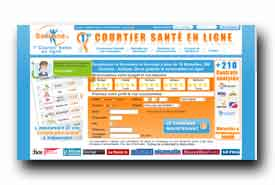 screenshot de www.santiane.fr