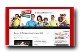 screenshot de www.scenesdemenages.fr