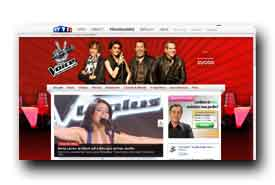 screenshot de www.tf1.fr/the-voice