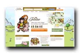 screenshot de www.travianer.fr