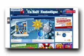 screenshot de votre-noel-leclerc.com